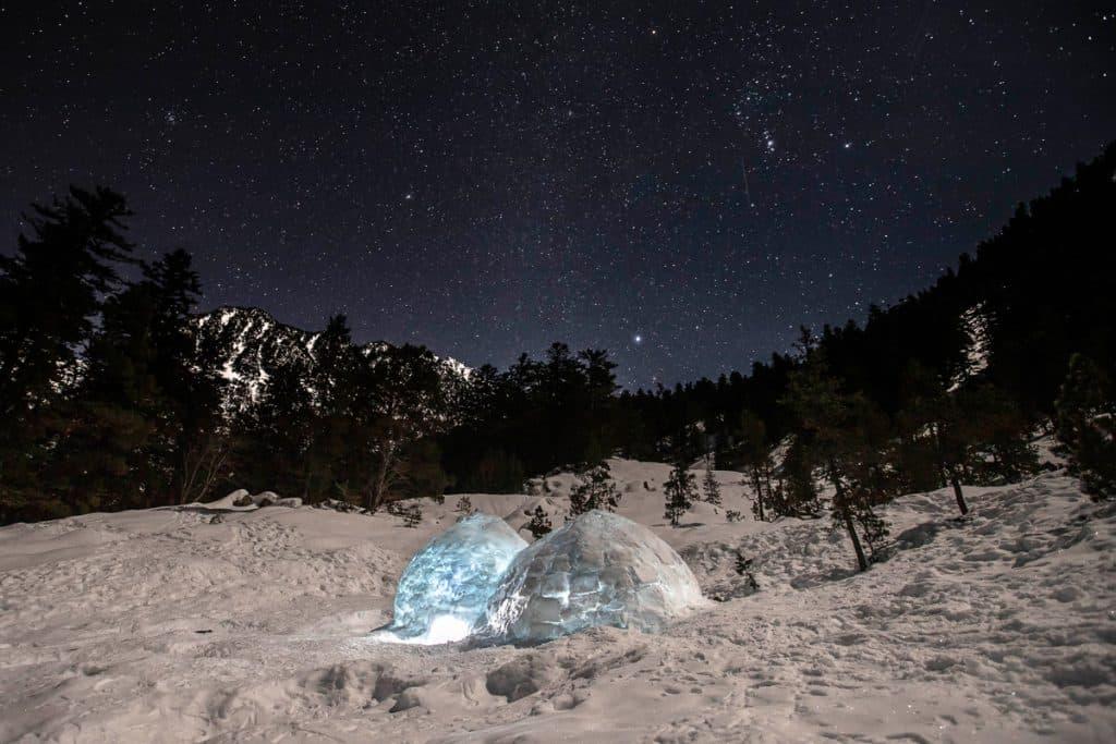 igloo-nocturne-ciel-étoile