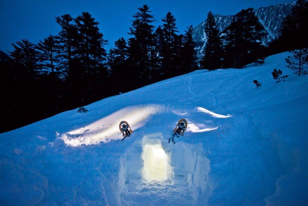 igloo-raquette-nocturne-cauterets