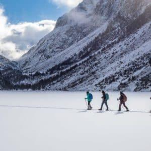 Le Lac glacé de Gaube en petite journée, Lundi 10h-16h