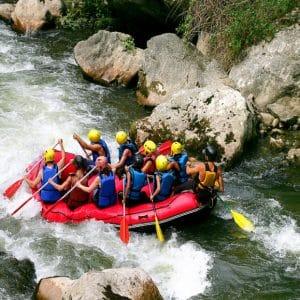 Rafting Cauterets Gavarnie Argeles Gazost