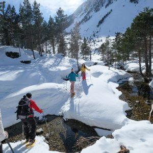 Le Lac glacé de Gaube en après-midi, Lundi 13h-18h