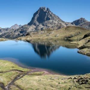 Bivouac aux lacs d'Ayous