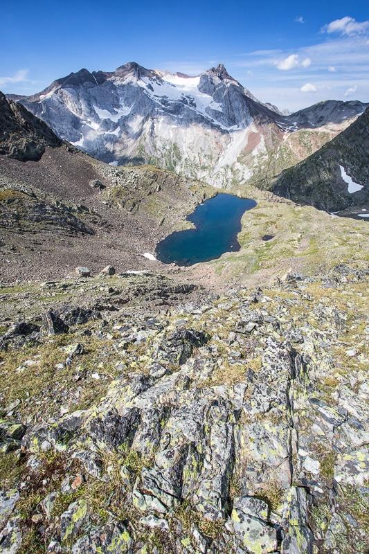 lac-des-gentianes-vignemale-randonnée