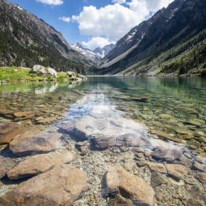 Le lac du Chabarrou, Vendredi 09h-17h