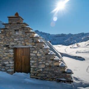 Cabane au cœur de l'hiver, mini-séjour expérience